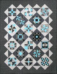 Shades Of Gray Quilt Pattern.. CHECK OUT MY QUITING TUTORIAL ... & Shades Of Gray Quilt free block patterns Adamdwight.com
