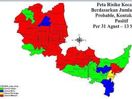 Peta administrasi kabupaten tangerang dan cakupan wilayah kajian sumber : View Peta Kabupaten Cirebon Pics Blog Garuda Cyber