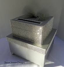 best 25 ivory diamond wedding cakes ideas on pinterest bling Diamond Wedding Cards And Gifts silver bling wedding card box diamond mesh ribbon sweet 16 Wedding Anniversary Gifts by Year