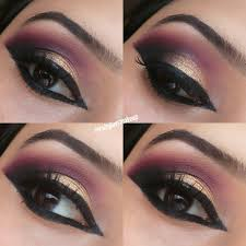 eye makeup for wedding party ont ideas 1 traditional indianstani bridal smokey tutorial