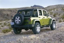 the all new 2007 jeep wrangler unlimited also retains wrangler s coveted removable full framed or half doors exposed hinges fold down windshield and