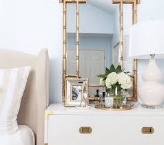 how to style your nightstand what
