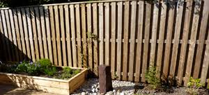 Small Picture Northumberland Timber Garden Fence Landscapers and Contractors