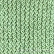 Knitting Stitches Patterns Stunning Knit Together Corn Rib With Needles Knitting Patterns Chart Rib