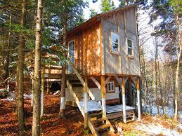 tiny house vermont. Deek\u0027s Vermont Cabin Tiny House