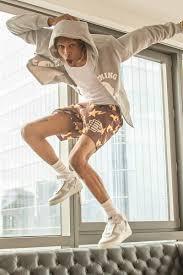 Eric Emanuel Designer Eric Emanuel And Bape Release Basketball Shorts Capsule