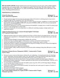 Computer Programmer Analyst Sample Resume Awesome Computer Programmer Resume Examples To Impress Employers 17