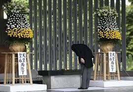「Chidorigafuchi National Cemetery」の画像検索結果