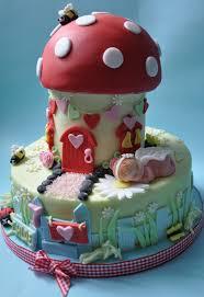 Small Picture Toadstool Fairy Garden Cake Sweet Bliss Bakes Cake Design Yeovil