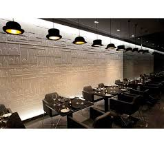 restaurant pendant lighting. Jeeves \u0026 Wooster Pendant Lights Hanging From The Ceiling At A Restaurant Lighting