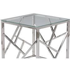 fashionable rectangle glass chrome coffee tables with regard to coffee tables glass chrome coffee table