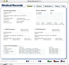 Sample Of Medical Records Examples Of Medical Records Filename Proto Politics