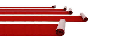 Exhibition and trade show carpets in 4M wide rolls FAST