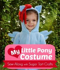 rainbow dash costume sewing tutorial have a my little pony