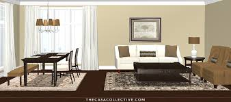 5 ways to coordinate area rugs in an open floor plan a little more daring