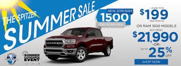 Chrysler Dodge Jeep Ram Dealer | Spitzer Motors Mansfield