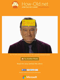 too soon How-Old.net   How-Old.net   Know Your Meme via Relatably.com