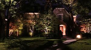 dallas outdoor lighting