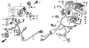 2003 honda metropolitan chf50 wire harness parts best oem schematic search results 0 parts in 0 schematics