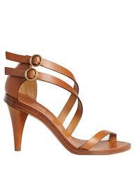 chloé niko leather sandals light tan brown womens chloe bags s chloe shoes david jones the most fashion designs