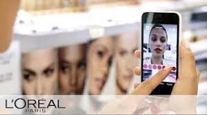 revolutionize the way you play with makeup with l oréal paris makeup genius the app that lets you virtually try on s explore expertly curated looks