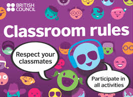teens classroom rules posters dark purple teachingenglish  this distinctive dark purple poster will appeal to teenage learners and comes speech