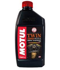 Motul Rsd Twin Sae 20w50 Synthetic Engine Oil Engine