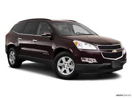 2010 Chevrolet Traverse Gas Mileage Data, MPG and Fuel Economy Rating