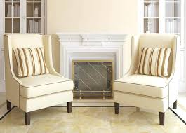 attractive accent chairs under for two accent chairs flanking fireplace in living room accent chairs set