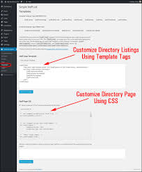 contact directory template how to add a staff directory in wordpress wpcompendium org