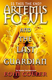 review artemis fowl and the last guardian by eoin colfer