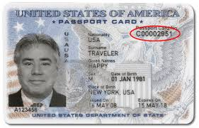 Help Number Card - s U Passport E-verify And Image Of