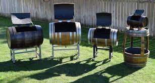 wine barrell furniture. custom wine barrel furniture barrell