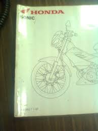 honda sonic rs 125 2003 service manual in english anyone click on image to open