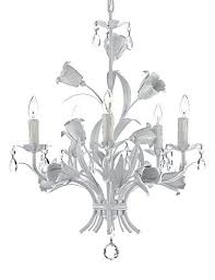 white wrought iron chandelier white wrought iron chandelier