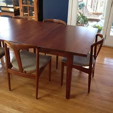 first craigslist purchase julianne chairs by johannes andersen craigslist dining table and chairs
