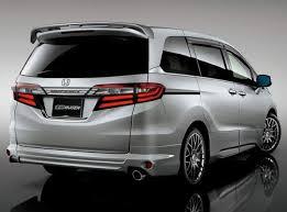 2017-2018 Honda Odyssey Back Taillights New Design