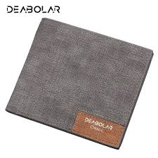 brand 2018 vintage man wallet male slim top quality leather wallets thin money dollar card holder purses for men mose unique