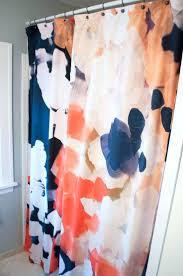 orange shower curtain liner. shower curtain liner smlf orange s
