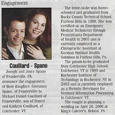 Newspaper Engagement Announcement Templates Wedding Announcements In Newspaper Template Major