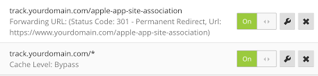 apple app site association. Cloudflare Page Rules: Rules Apple App Site Association C