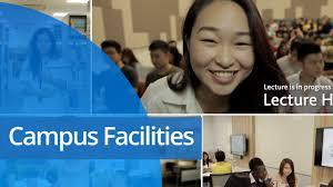 jcu singapore cus facilities