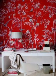 Small Picture New Designs for DeGournay Handpainted Wallpaper Jens Design Blog