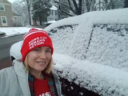 "Diane Pendleton on Twitter: ""Rain or snow it's #AdvocacyDay in ..."