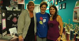 Yoga For A Cure Fundraiser Held | The Newtown Bee