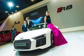new car launch in singapore 2016Audi Showcases Record Breaking Fleet at 2016 Singapore Motorshow