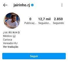 Vereador envolvido no caso Henry apaga todas suas postagens do Instagram