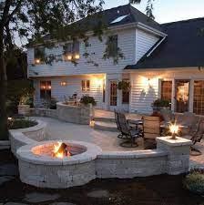 outdoor kitchen deck and outdoor patio