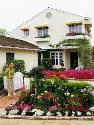 Small Picture Front Yard Sidewalk Garden Ideas