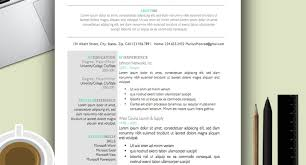 Resume Creative Resume Template Download Free Psd File Free